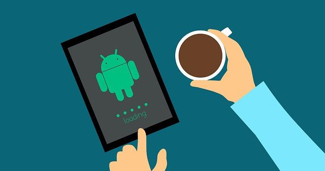 káva a android