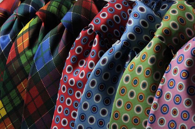 modní kravaty