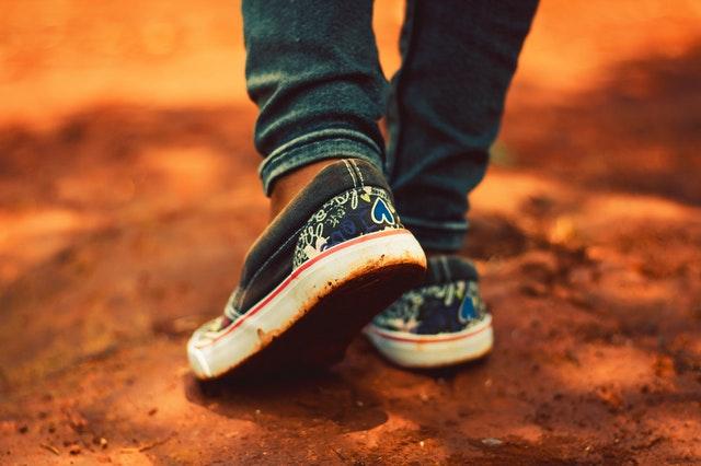 Topánky, tenisky