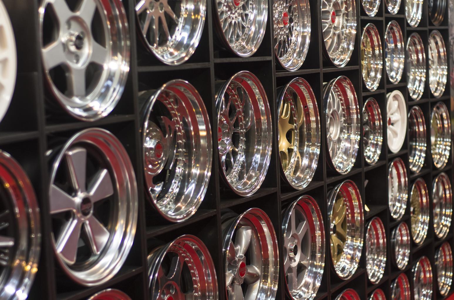 ponuka hliníkových diskov